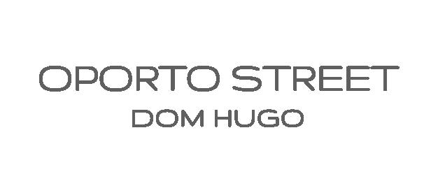 Oporto Street Dom Hugo